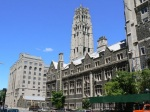 """Riverside Church near Morningside Heights"""